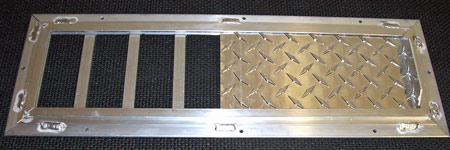 Wingworks Professional Quality Kennel Box Aluminum Vents